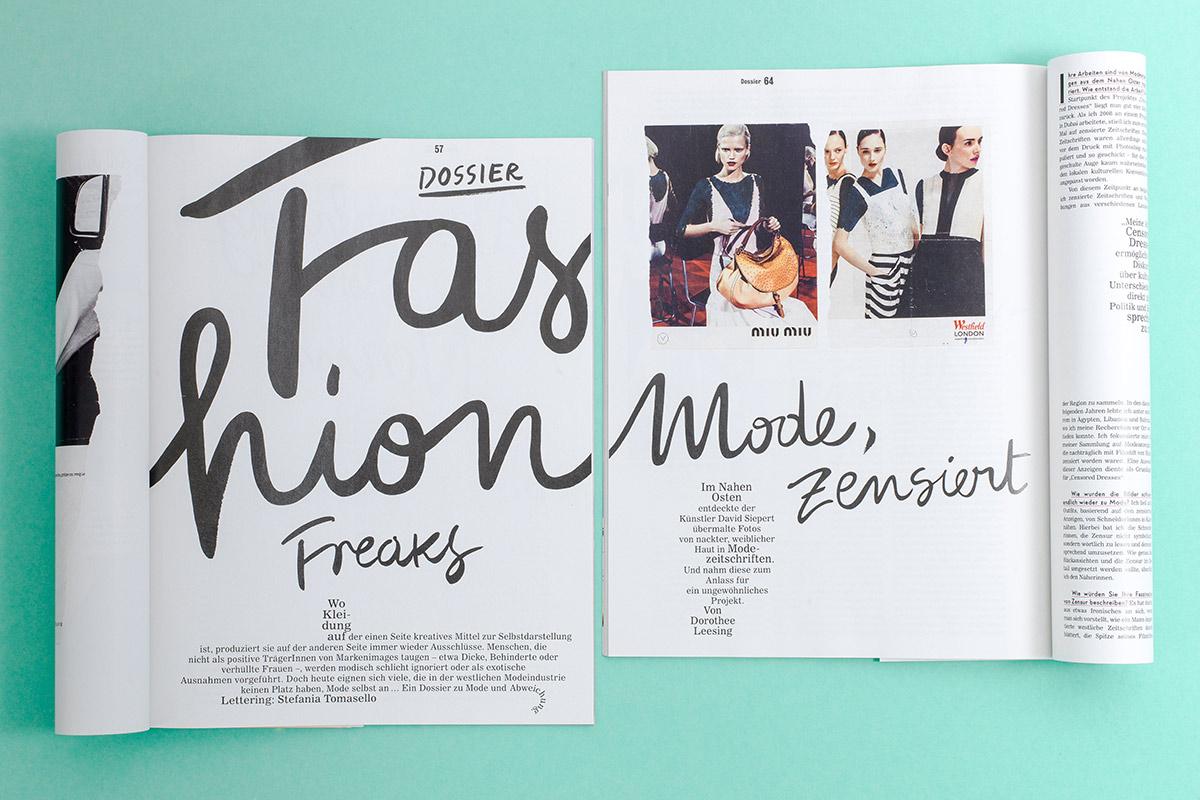 Creative Graphic Design Layout